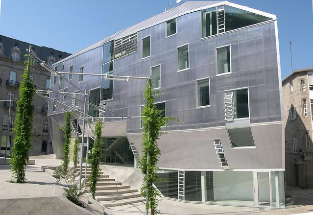 Colegio oficial de arquitectos de vigo 14 flickr photo - Colegio de arquitectos toledo ...