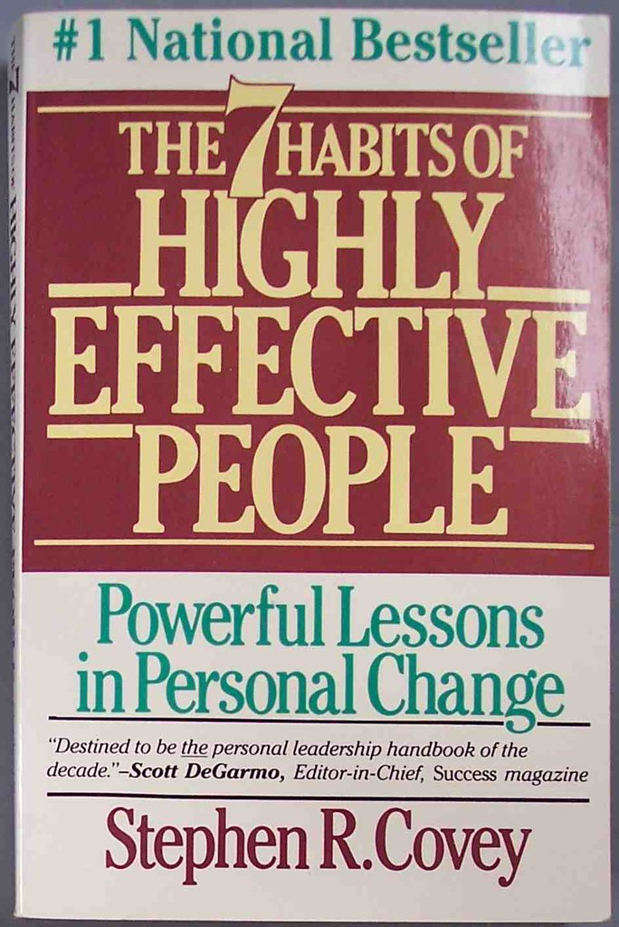 Image result for the seven habits of highly effective people