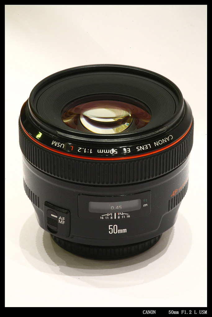 Canon EF 50mm F1.2 L USM | 2009.10.17 by Canon 5D + Voigtlan… | Flickr