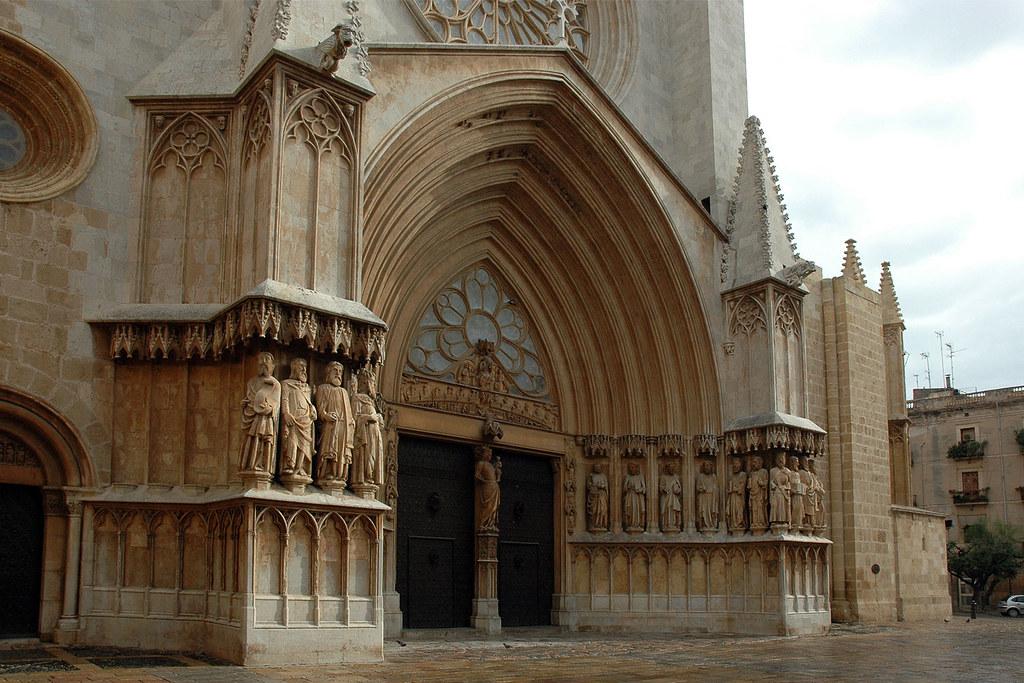 Catedral de Tarragona  Catedral de Tarragona Més informació…  Flickr