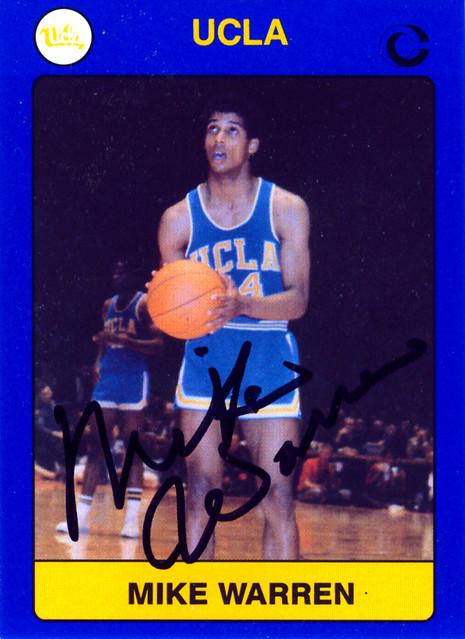 Mike Warren Autographed Card | - 144.8KB