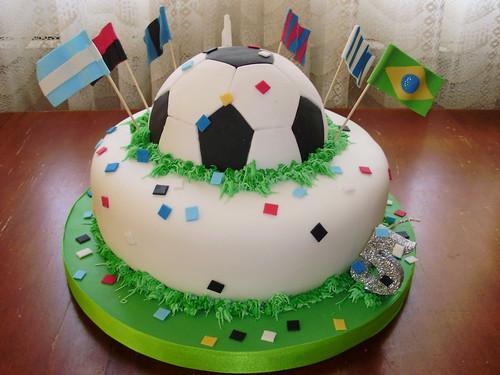 Tortas Decoradas Futbol Imagui