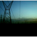 Transmission Lines sillhouettes