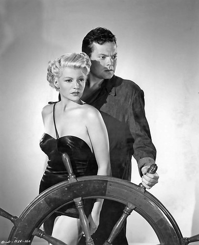 1947 ... 'Lady From Shanghai' | by x-ray delta one