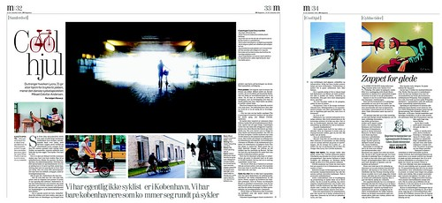 Interview in Dagens Næringsliv | by Mikael Colville-Andersen