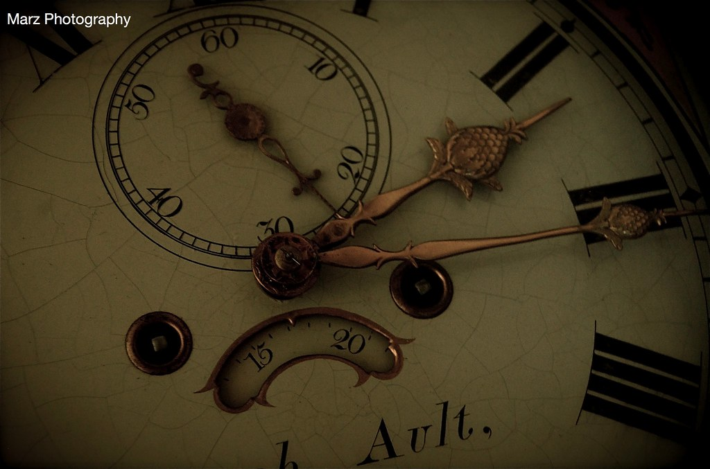 The Clock Went Tick Tock Our Grandfather Clock In Our
