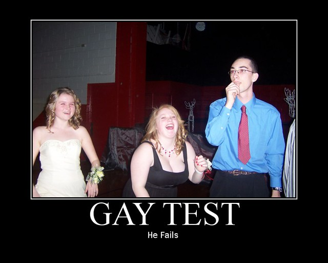 test Or gay