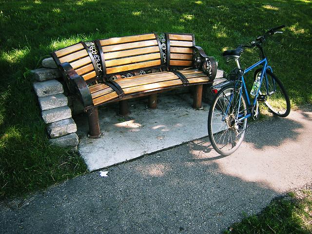 My Bike Recognizes Kindred Spirit >> My Bike Recognizes A Kindred Spirit At B B Clarke Beach Flickr
