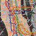 Paula Scher: Maps series B