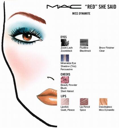 Makeup Geek Mac Face Charts Mac Face Charts Lrg