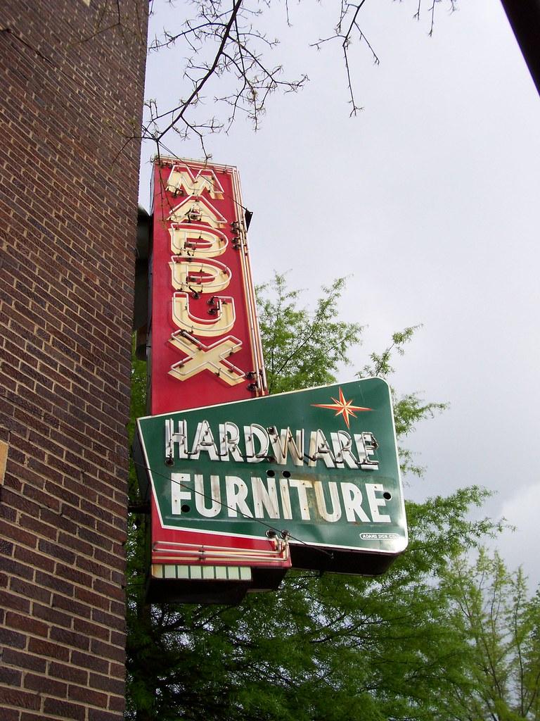 Maddux Hardware Furniture Cookeville Tn Bill Gunter Flickr
