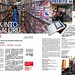 Tear Sheet, Book into Bengaluru - Silk Route Magazine.