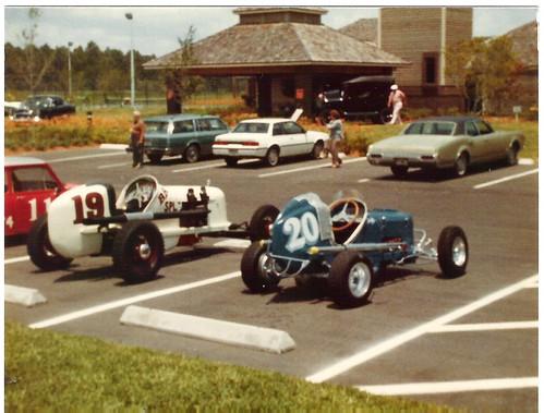 blue mountain midget racers