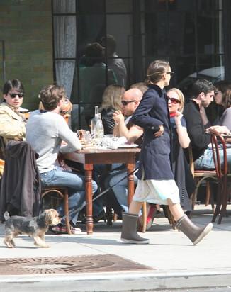 Natalie Portman (green... Natalie Portman