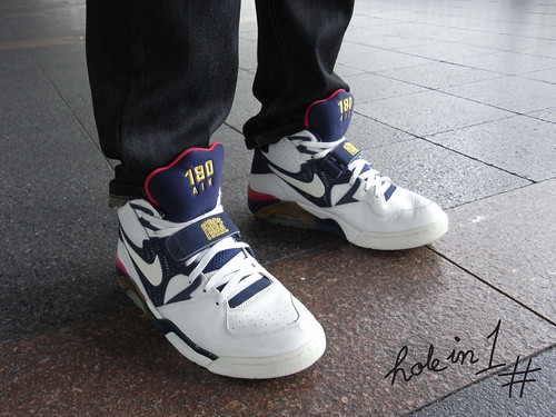Nike Air Force 180 Olympic
