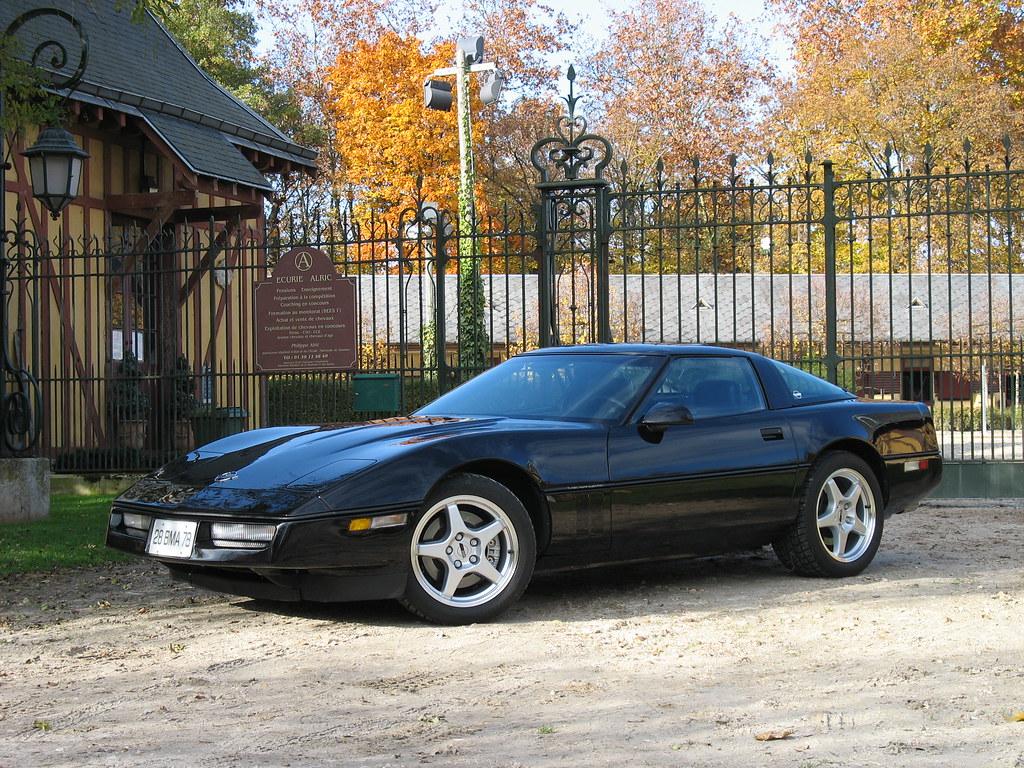 Corvette - 1990/L98 - Maisons Laffitte (France) 20 | Flickr