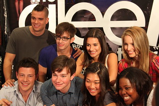 Glee cast | by Gudlyf