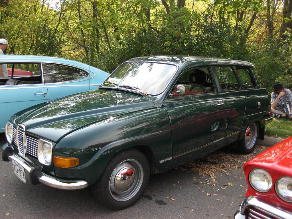 1960–1980 Saab 96