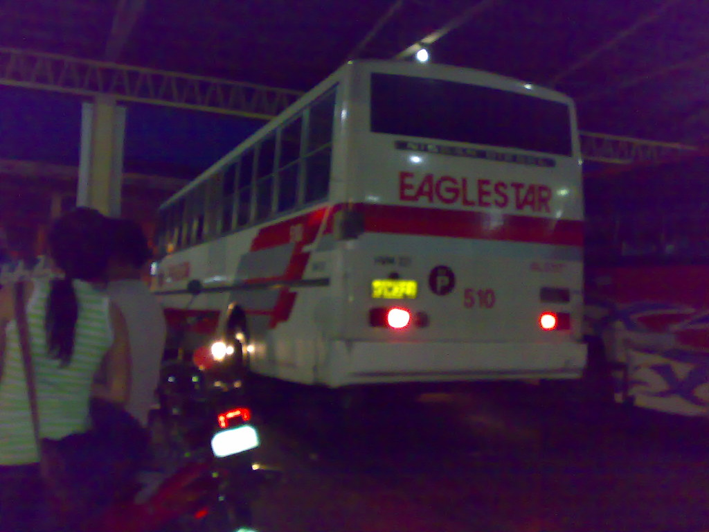 Eagle Star For Tacloban City Parked At Ormoc City Bus Term Flickr