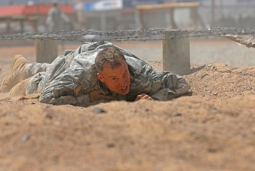 'Not for the weak or fainthearted' 'Ready First' soldiers compete for Ranger slots [Image 3 of 4] | by DVIDSHUB