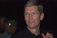 Tim Cook | by lemagit