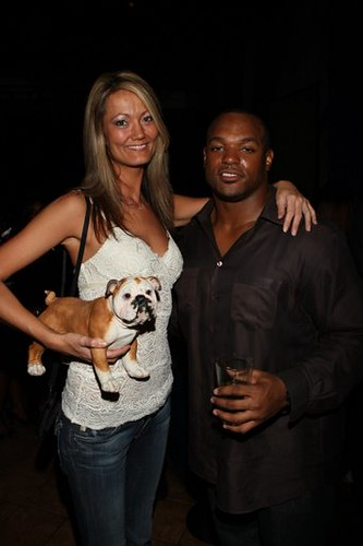 Black Women White Men Love >> Debbie Schjodt, Dwight Freeney and Frank | Frank PoolDawg ...