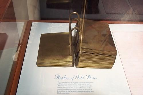 Gold Replica Replica of Gold Plates