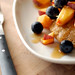 Breakfast Cardamom-Orange Coconut Flaxjacks