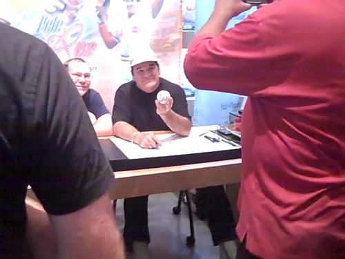 Pete Rose - Caesars Palace Casino - Las Vegas | by Kaloozer