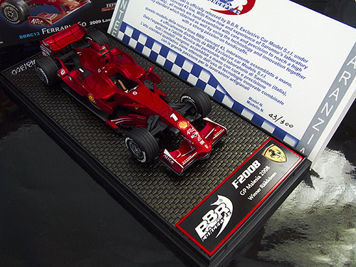 43 BBR Ferrari F1 2008 F2008 GP Malaysia Kimi Raikkonen … | Flickr