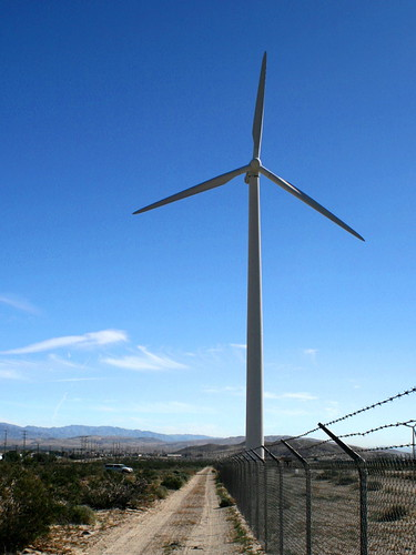 "Wind Turbine | by ""Caveman Chuck"" Coker"