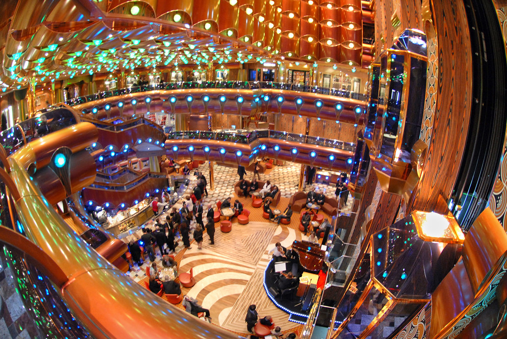 Carnival Freedom Guests Aboard The Carnival Freedom S