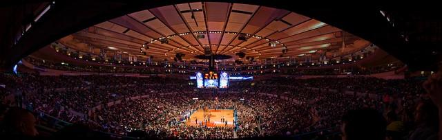 Madison Square Garden Madison Square Garden New York Usa Flickr