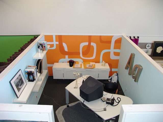 Holly 39 S Cube Workspaces From The Balcom Agency A Full