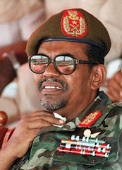 Sudan President Omar Hassan al-Bashir has gained the support from many African and Arab states in light of the International Criminal Court indictment against him. He has dismissed the charges as an imperialist plot to seize the oil wealth of Sudan. | by Pan-African News Wire File Photos