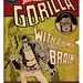 Gorilla With a Human Brain