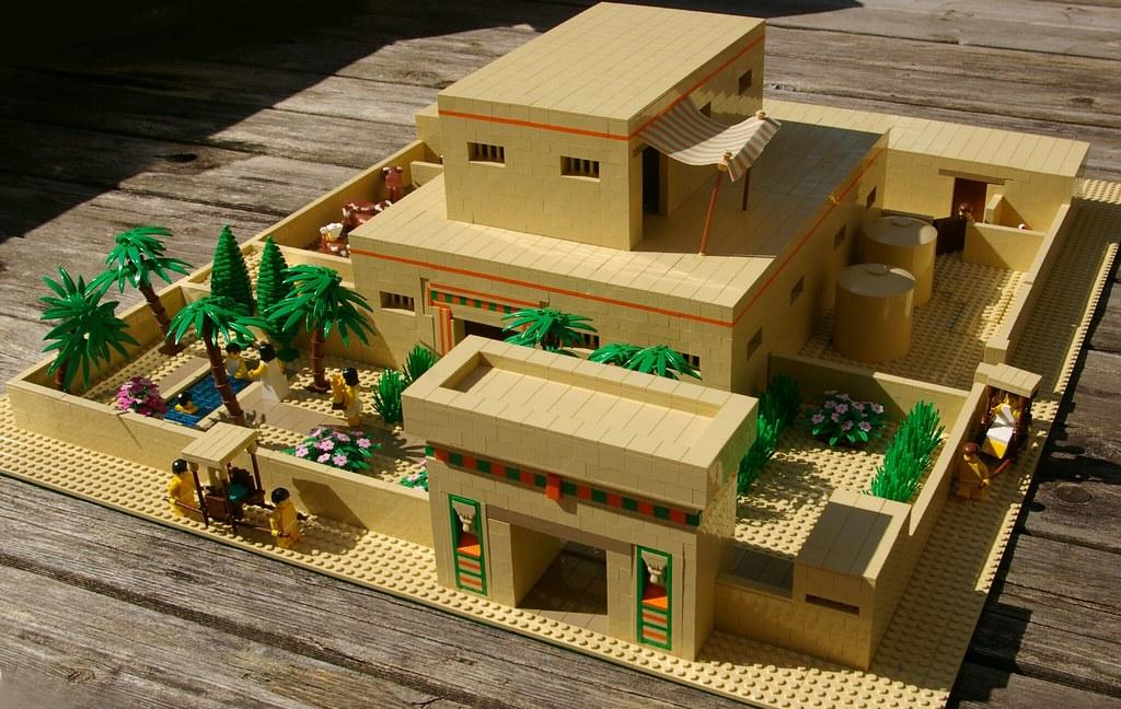 IMGP6478 | 2009 - ancient egyptian nobleman's villa | deborah higdon