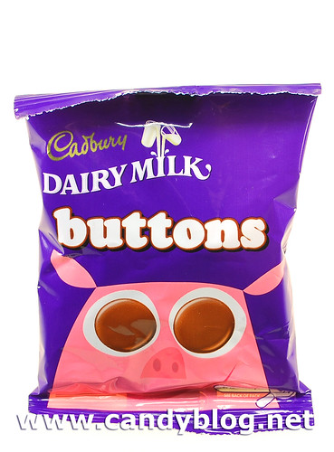 Cadbury Dairy Milk Buttons | by cybele-