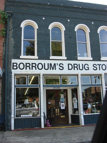 Borroum's Drug Store, Corinth MS | by Deep Fried Kudzu