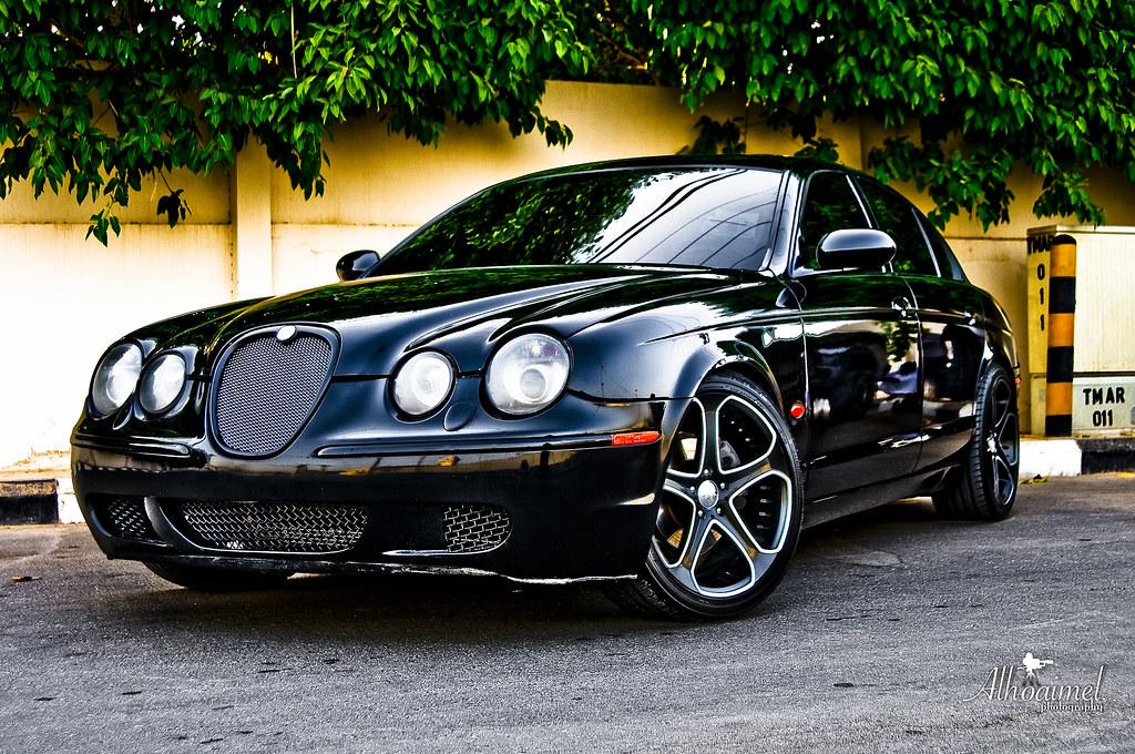 jaguar s type r aziz alhoaimel flickr. Black Bedroom Furniture Sets. Home Design Ideas