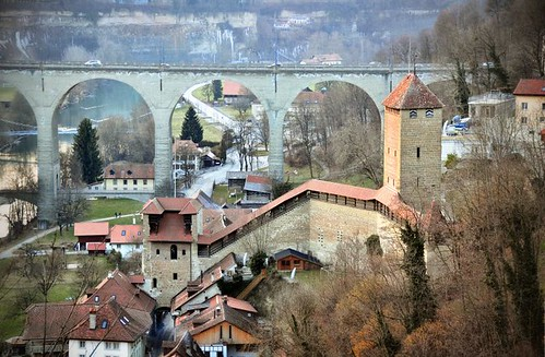 The iconic Zaehringen bridge of Fribourg — Part V | by Ayush Bhandari