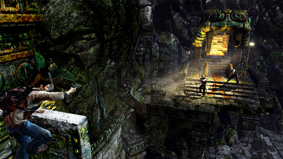 Naughty Dog Not Ruling Out Uncharted: Golden Abyss For PS4 2