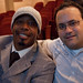 MC Hammer & Geoffrey Arone