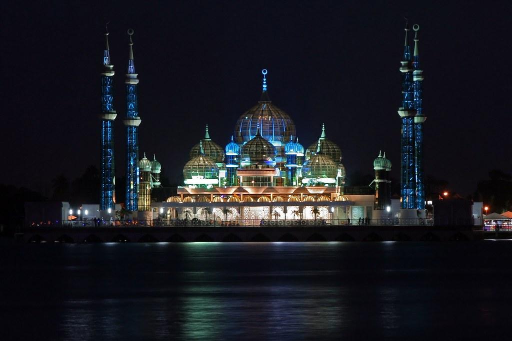 Homestay Masjid Kristal Masjid Kristal Crystal