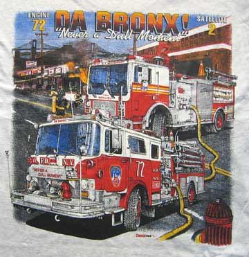 Engine 72 Satellite 2 FDNY Bronx