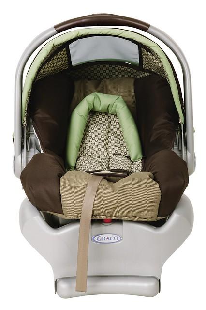 Graco Snugride Infant Car Seat Replacement Cover Set