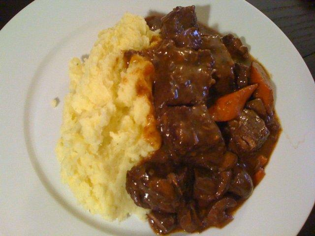 Beef short ribs Bourguignon | Boneless beef short ribs brais ...