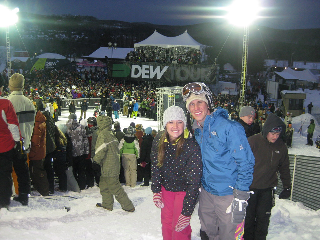 Dew Tour Slopestyle Results