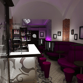 Music club interior design by InsideLab | Flickr - Photo Sharing!