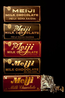 Meiji Milk Chocolate | by RieSu (mo)
